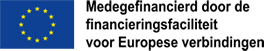 logo Medegefinancierd door de financieringsfaciliteit voor Europese Verbindingen